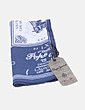 Pañuelo azul estampado Pepe Jeans