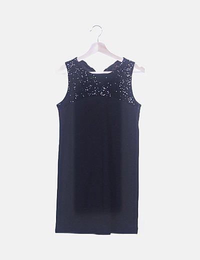 Tex mini dress
