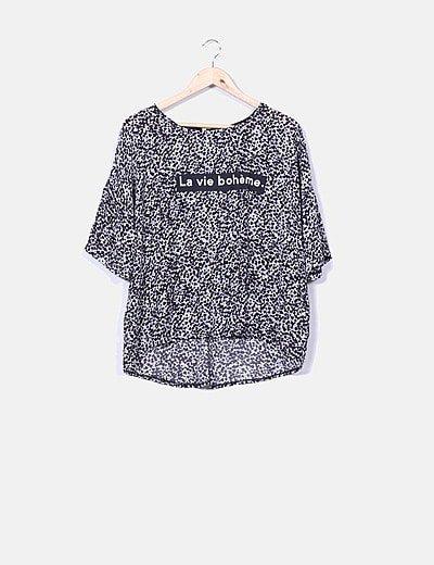 Camisa Samar Moda