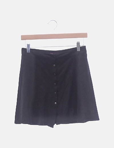 Falda negra anteklina