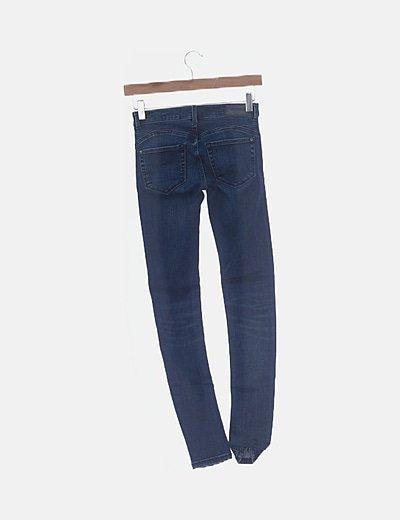 Zara Jeans Denim Push Up Pitillo Descuento 67 Micolet