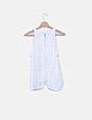 Blusa cruda con espalda asimétrica Massimo Dutti
