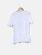 Camiseta blanca estampada Lefties