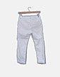 Pantalón pirata blanco H&M