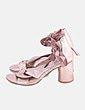 Sandálias de tacão Glamorous