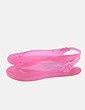 Bailarina de goma rosa NoName