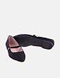 Zapato negro plano H&M