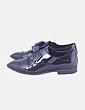 Zapatos charol negro Aldo