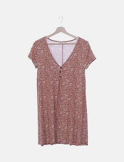Vestido mini Pull&Bear