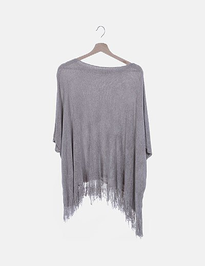 Poncho Made in Italy