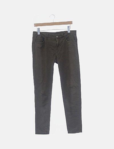 Pantaloni a sigaretta Pedro del Hierro
