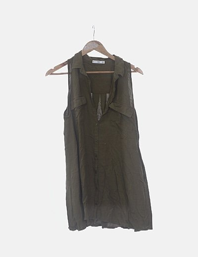 Robe courte Mango
