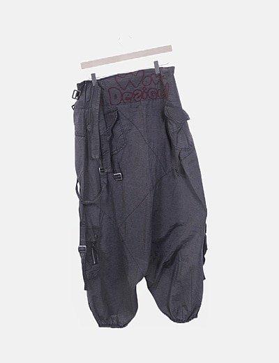 Pantalon baggy Desigual