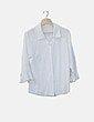 Camisa blanca detalle bordados NoName