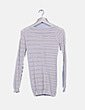 Conjunto top y jersey tricot beige Hoss Intropia