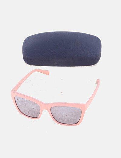 Gafas de sol rosa palo
