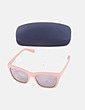 Gafas de sol rosa palo Zara