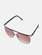 Gafas de sol marrones Uterqüe