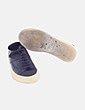 Sneaker negra piel Massimo Dutti
