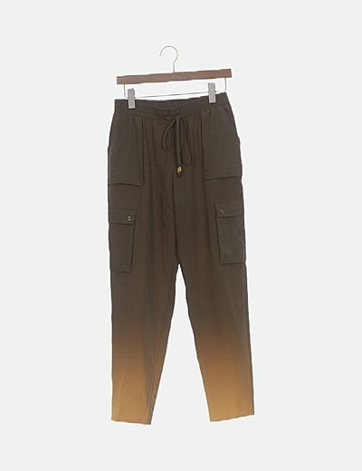 Suiteblanco baggy trousers