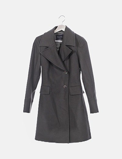Massimo Dutti long coat
