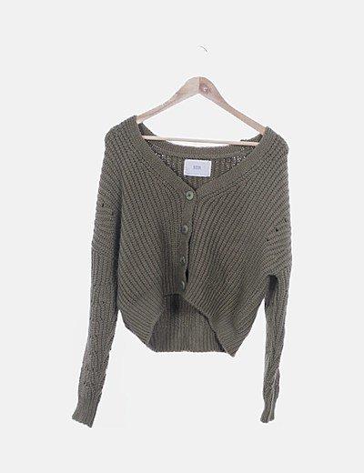 Malha/casaco str