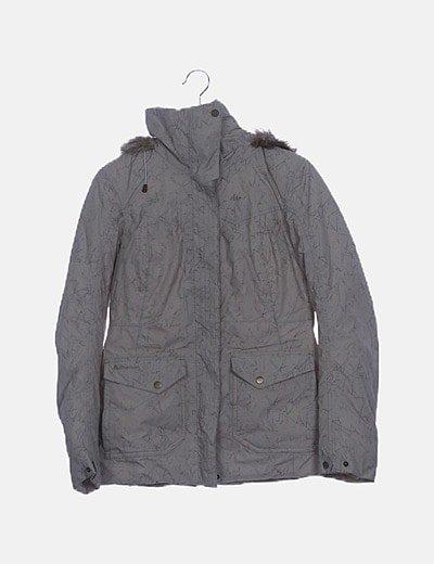Blusão acolchoado Quechua