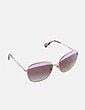 Gafas de sol SMU53Q cristal rosa Miu Miu