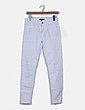 Jeans skinny blanco Tintoretto
