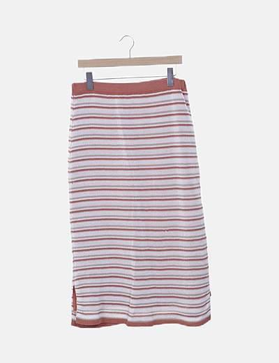 Purificación García maxi skirt