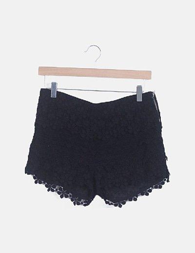 Short negro crochet