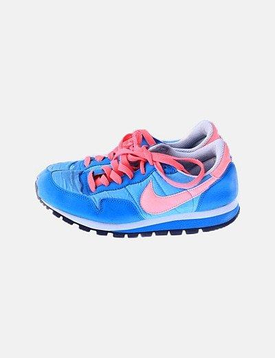 Zapatillas deportiva multicolor