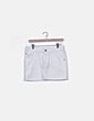 Falda denim blanca H&M
