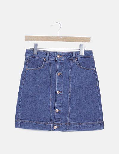 Clockhouse mini skirt
