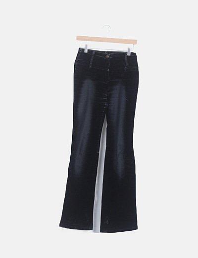 Jolina flared trousers