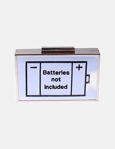 Clutch low batteries dorado