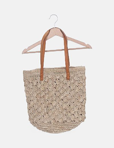 Bolso shopper yute