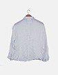 Camisa fluida blanca con bolsillos Superdry
