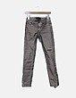 Jeans encerado dorado Zara