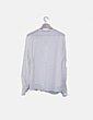 Blusa color crema Zara