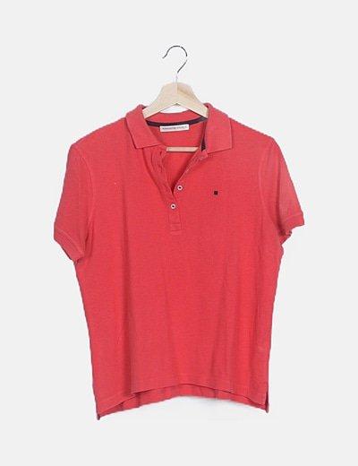 Purificación García polo shirt