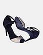 Sandales à talons Stradivarius
