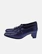 Zapato negro acordonado Andreas