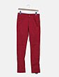 Jeans skinny rojo Miss Fashion