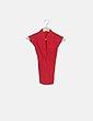Blusa roja manga ondas Torero