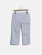 Pantalón blanco pirata Jeans wear