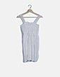 Vestido guipur blanco triantes crochet PHI PHI STAR