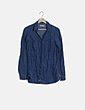 Camisa efecto denim Pull&Bear