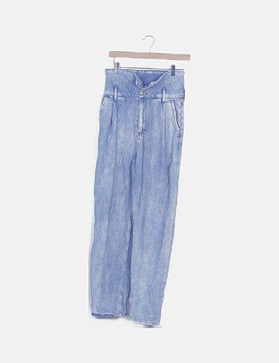 Pantaloni baggy Bershka