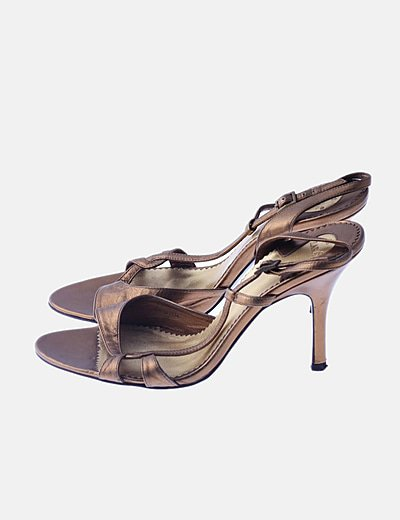 Sandali con tacco Zara